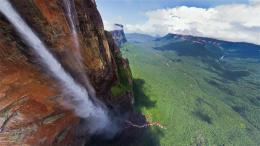 Daily Wallpaper: Angel Falls, Venezuela | I Like To Waste My Time 921