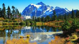 Mountain Pictures: Mountains Scenery 811