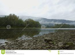 Stock Photo: Water, mountains, flow 930