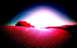 Red desert nature sand sun:High Contrast 1226