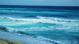 download blue waves crystal ocean wallpaper which is under the ocean 1659