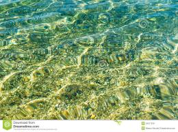 Water ripple texture over golden sand ocean floor 801