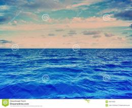 Ocean Surface Stock PhotoImage: 48319803 940