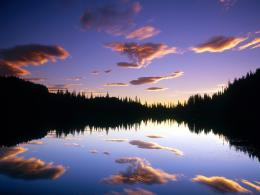 Reflection Lake Washington Wallpapers | HD Wallpapers 1141