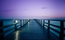 Marcus Pink Photography Germany Baltic sea pier sunrise morning 789