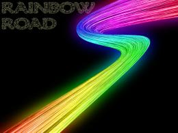 Rainbow Road by ChibiRat3019 648