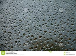 Raindrops On Window Royalty Free Stock PhotoImage: 33145195 320