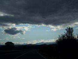 PanoramioPhoto of Heavy Rain Clouds Over the Macedonian Mountains 1226