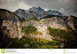 Rain Cloud Mountain Royalty Free Stock ImageImage: 12545746 401
