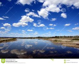 Cloud Reflections In Eastern Washington Stock PhotosImage: 31226963 579