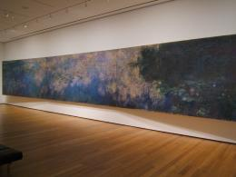 WLA moma Claude Monet Reflections of Clouds on the Water Lily Pond jpg 1150