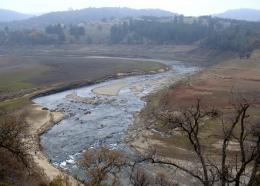 Description American river running through the El Dorado hills jpg 1307