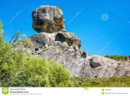 Skull Rock In Nature Idaho Stock PhotosImage: 26880383 445