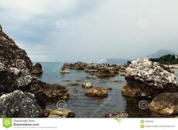 Rocky Seashore Stock PhotoImage: 60036563 755