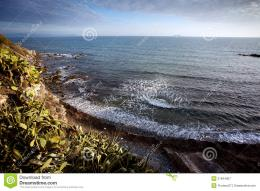 Rocky Seashore In Piombino Royalty Free Stock PhotographyImage 1782