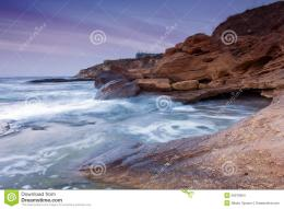Rocky Seashore Stock ImagesImage: 29070954 335