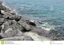 Rocky Seashore Royalty Free Stock PhotosImage: 29728268 150