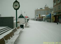 Boardwalk snow 1351