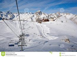 Camping In Snow Mountain Royalty Free Stock PhotographyImage 1270