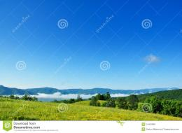 Summer Blue Sky Royalty Free Stock ImageImage: 14461866 864