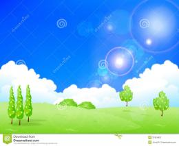 Summer Sky Stock ImageImage: 31824801 906