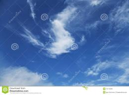 Daytime Summer Blue Sky Royalty Free Stock PhotosImage: 15110348 1562