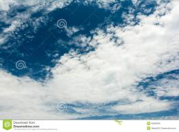 Summer Blue Sky Stock PhotoImage: 43926596 1965
