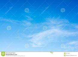 Summer Blue Sky Stock PhotoImage: 43474657 1311