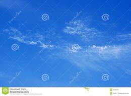 Blue Summer Sky Royalty Free Stock PhotoImage: 5739115 748