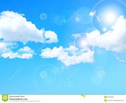 Blue Sky Of Summer Royalty Free Stock PhotosImage: 31824828 1521