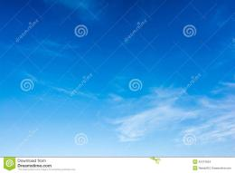 Summer Blue Sky Stock PhotoImage: 43474654 204