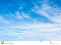 Summer Blue Sky Stock PhotoImage: 43474659 844