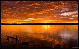 Lake Sunrise 1920×1200 Widescreen Wallpaper 139