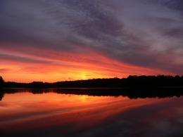 Sunrise on Blue Lake | Blue Lake Free Press 1536