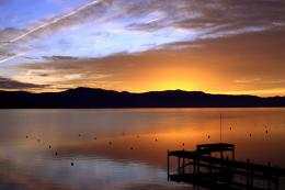 Sunrise Lake Tahoe 240
