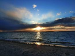 Sunset over Nairn Beach by CloudiKitsune on DeviantArt 676