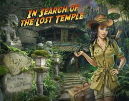 In Search Of The Lost Temple Game Distributed at Download Game Demo 300