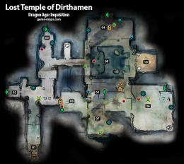 the lost temple of dirthamen 485
