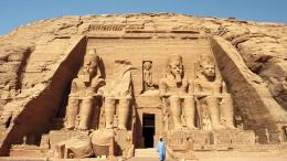 Thomson Holidays attractionFind the lost temple of Abu Simbel in 1883