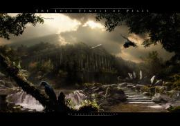 The Lost Temple of Peaceby fernandocarvalho on DeviantArt 330
