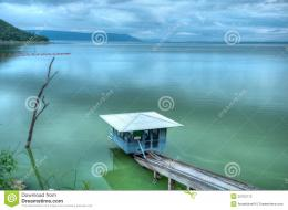 The water bump house at Ubonratana Dam, Thailand 549