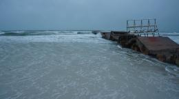 Photo of Tropical Storm Andrea vsThe Bradenton Beach Pier 1306