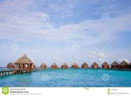 Pier On The Tropical Island Royalty Free Stock PhotosImage 1729