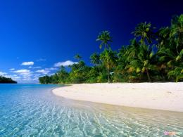 Tropical Beach Desktop Background 1475