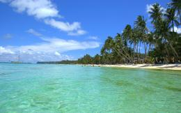View Full Size More tropical beach wallpaper 06443 hd masa 741