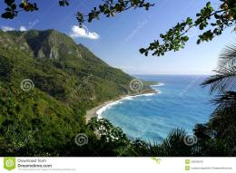 Dominican Republic Tropical Coastline Stock PhotosImage: 34500343 460
