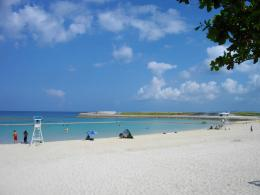 Description Ginowan Tropical Beach JPG 1521