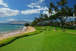 PanoramioPhoto of Wailea Beach & Walking Path 1222