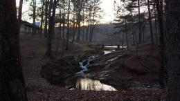 PanoramioPhoto of Spring Lake Waterfall At Sunset 241