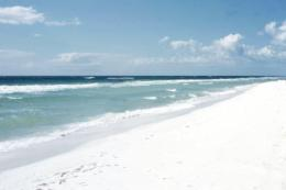 Description Pensacola Beach 1957 White Sand jpg 1674